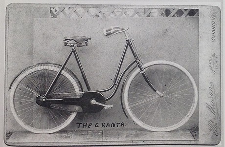 Photograph of The Granta Bicycle 1890